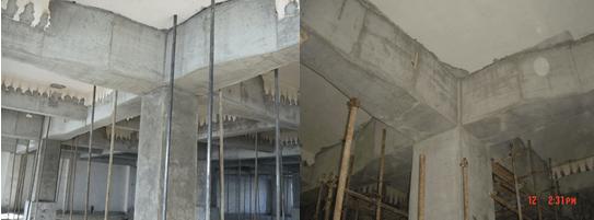 加大截面加固法即采取增大混凝土结构或构筑物的截面面积,以提高其承载力和满足正常使用的一种方法。  钢筋混凝土受弯构件受压区加混凝土现浇层,可增加截面有效高度,扩大截面面积,从而提高构件正截面抗弯、斜截面抗剪能力和截面刚度,起到加固补强的作用。采用受压区加固的受弯构件,其承载力、裂缝宽度及变形计算可按现行混凝土结构设计规范中有关叠合构件的规定进行。 在适筋范围内, 混凝土受弯构件正截面承载力随钢筋面积和强度的增大而提高。在原构件正截面配筋率不太高的情况下,增大主筋面积可有效地提高原构件正截面抗弯承载力。在截