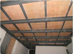 钢木结构阁楼
