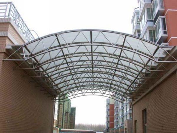 如何延长钢结构雨棚的使用寿命