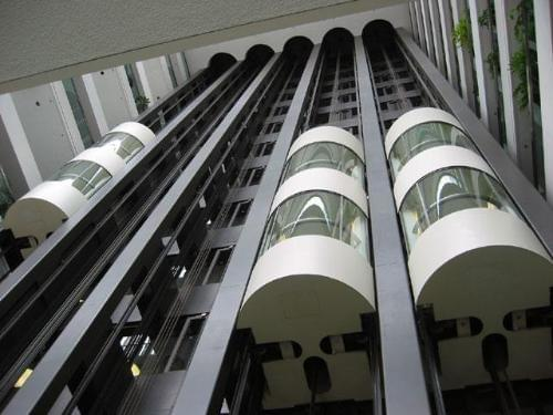 观光电梯钢结构井道应用范围
