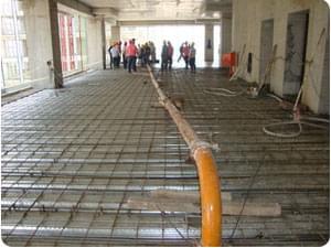 钢架、压型钢板组合阁楼