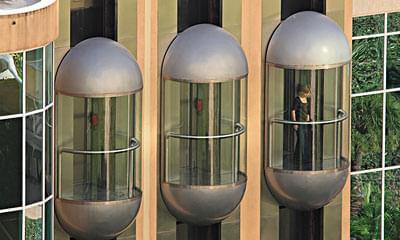 钢结构电梯井道施工 钢结构电梯井道价格