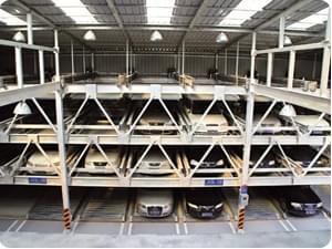 鋼結構立體車庫