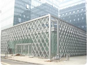 造型鋼結構
