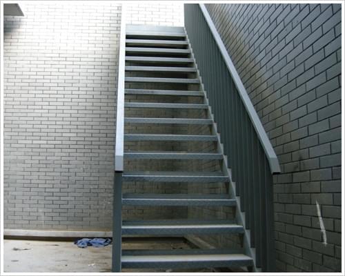 钢结构楼梯设计规范