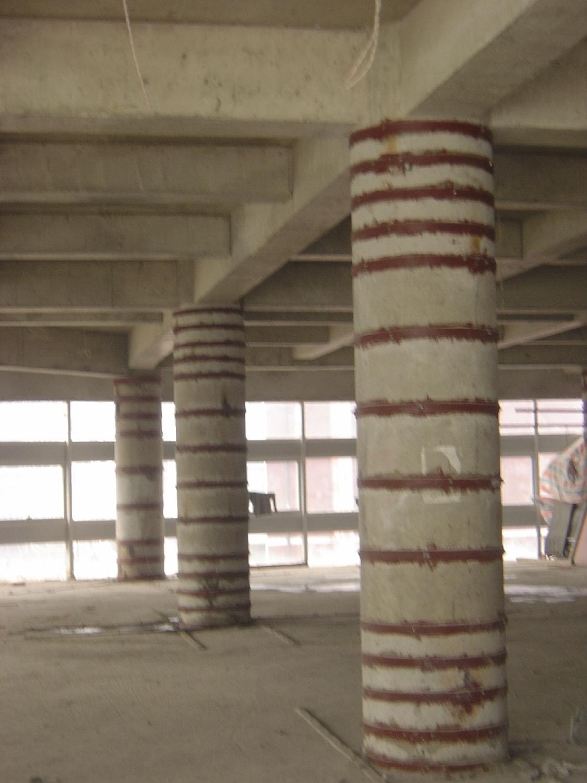 粘钢加固混凝土柱多少钱|常见问题|北京凯利恒钢结构