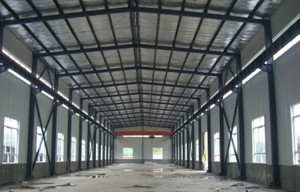 钢结构厂房技术要求