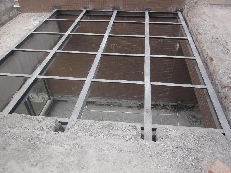 钢结构阁楼施工方案