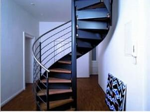 钢结构旋转楼梯报价