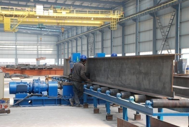北京钢结构制作加工流程-凯利恒钢结构公司