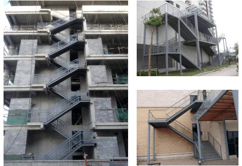 【肇恺装饰问答】钢架楼梯设计制作阶段结构有哪些