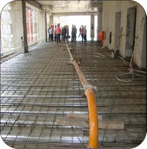 钢结构夹层安装