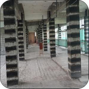 建筑加固 建筑改造加固-北京凯利恒钢结构有限公司