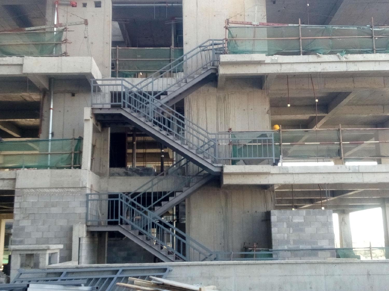 钢结构楼梯工程制作加工流程