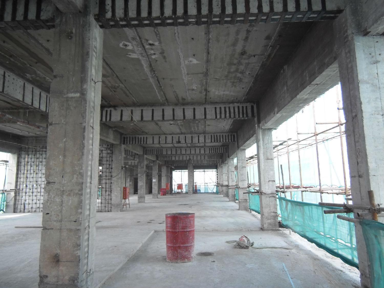 建筑结构加固,改造工作一般包括结构现状鉴定