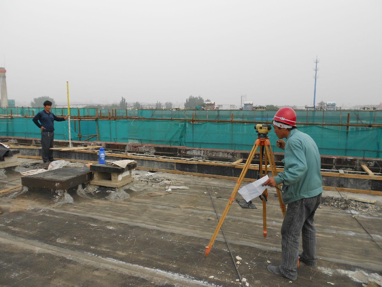 铁路及高层钢结构建筑施工测量工作
