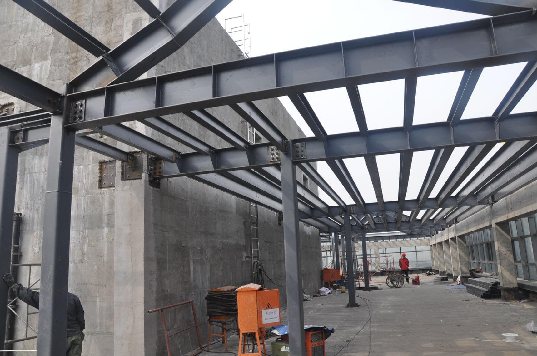 钢结构施工详图的设计依据