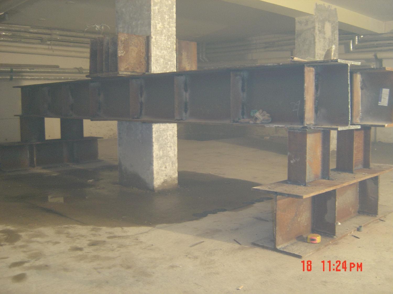 承重结构混凝土柱如何拆除?