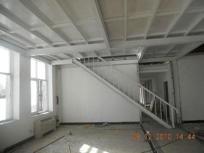 个人家庭钢结构隔层搭建需要注意的问题