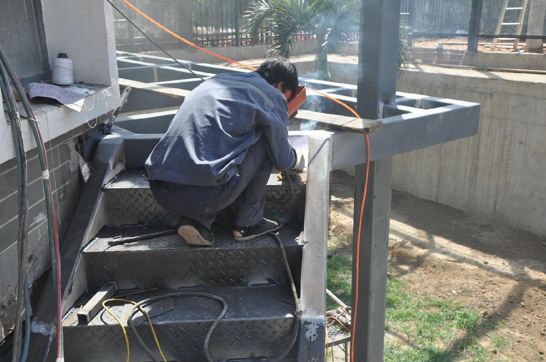 钢结构工程一般有哪些连接方式?