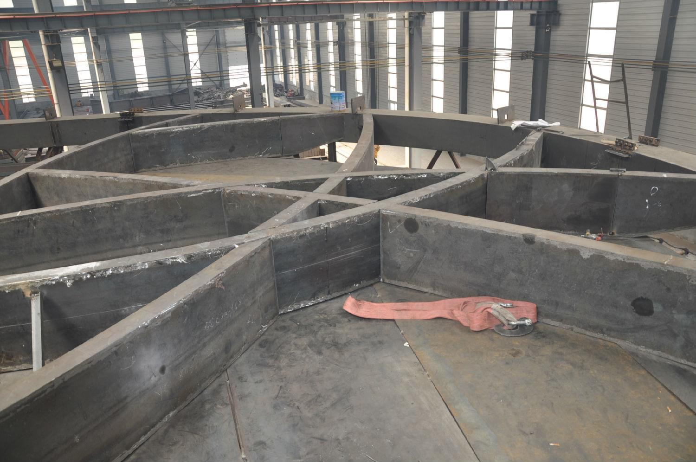 钢结构零部件切割尺寸超差在 《钢结构工程施工质量验收规范》gb5020