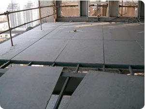 钢结构水泥压力板组合楼板