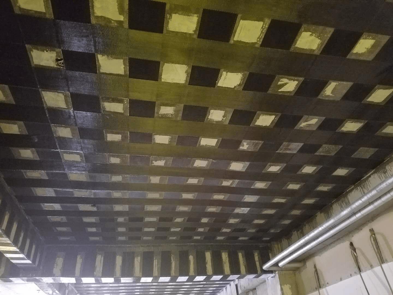 碳纤维 加固施工