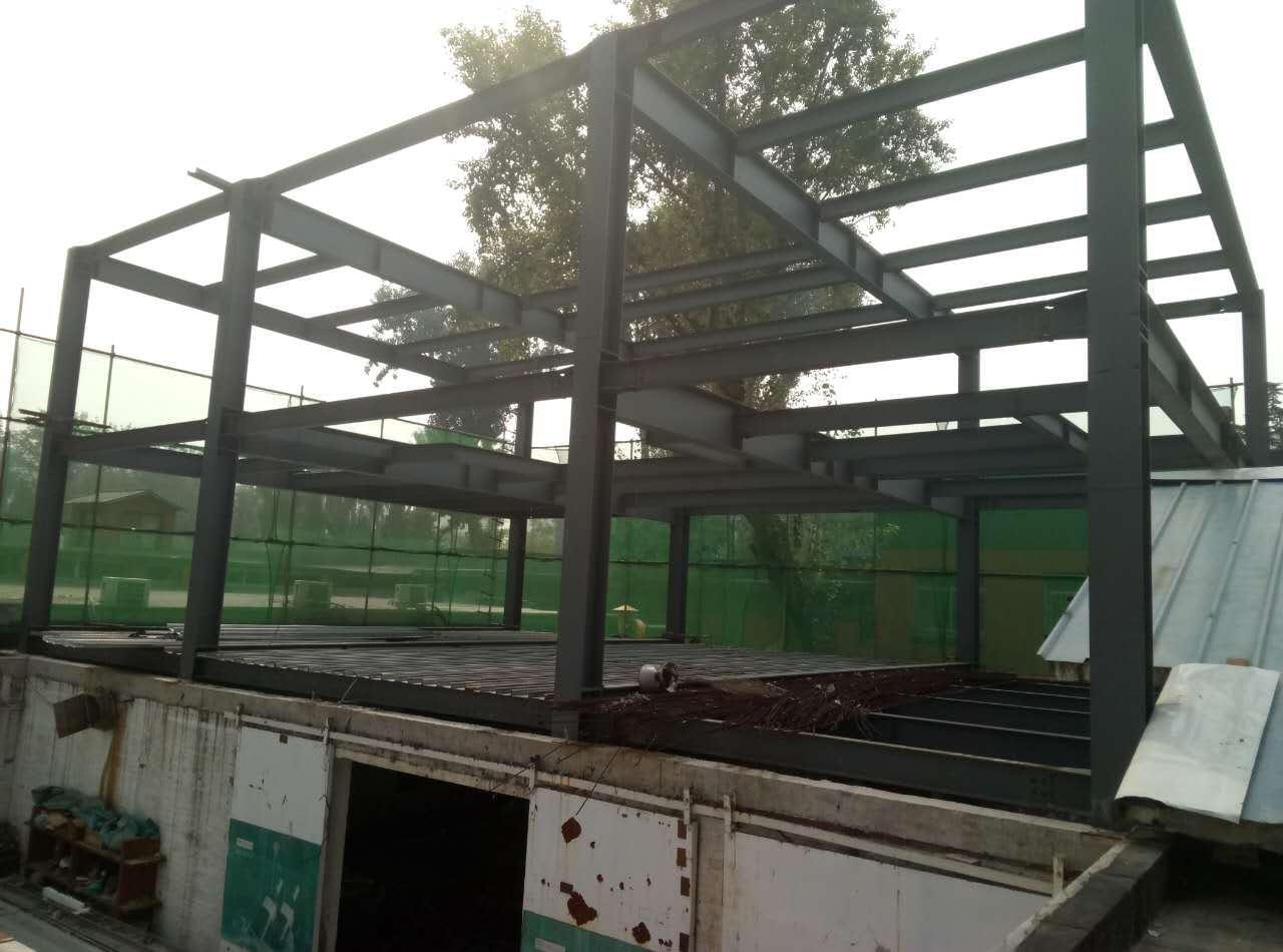 钢结构安装