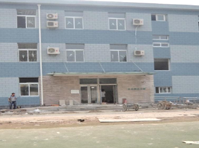 加固工程案例-丰台第五小学楼房整体加固工程