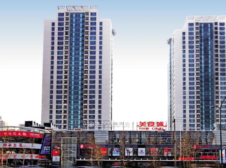 凯利恒案例-北辰高档住宅及配套公寓改造加固工程