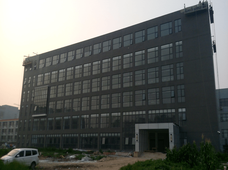 凯利恒-生物医药基地屋面新增钢结构工程案例