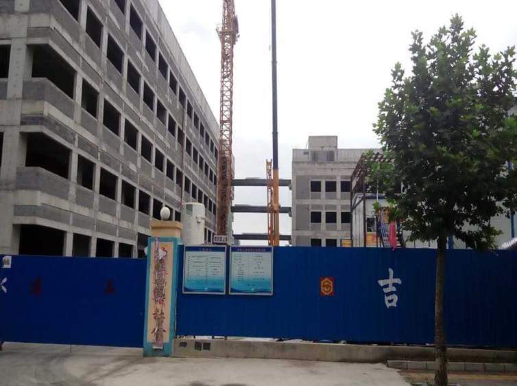 北京德鑫泉物联网科技有限公司研发楼等三项钢结构连廊工程