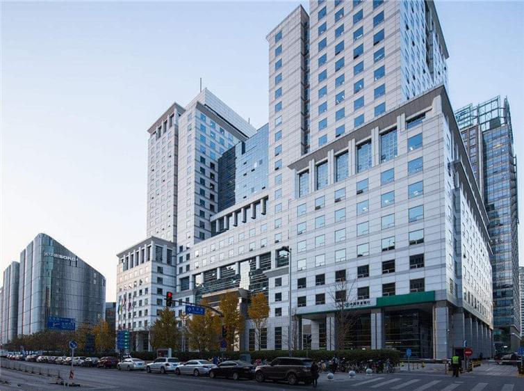 光华路7号汉威大厦钢结构雨棚及改造加固项目
