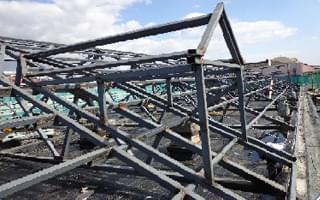 屋面钢结构