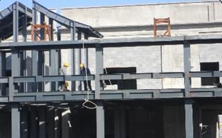 钢结构别墅新建、改扩建