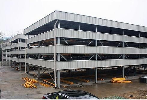 车库钢结构