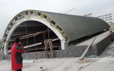 造型钢结构