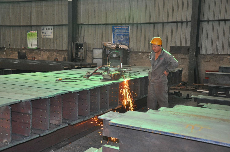 钢结构制作加工流程之边缘加工工艺